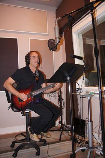 Jamie Glaser in Studio copy